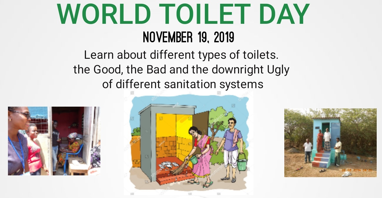 FIN's unique international education campaign for World Toilet Day!